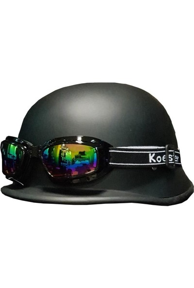 Tex 130 Nazi Kask Abs Ecer 2205