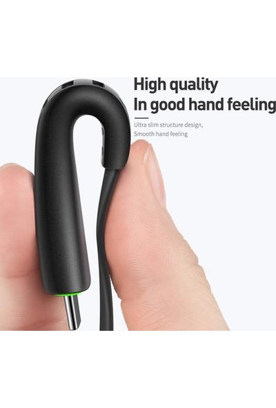 Mcdodo Samsung, Xiaomi Qc3.0 Destekli Şarj Kablosu Siyah 1.8 Metre CA-6433