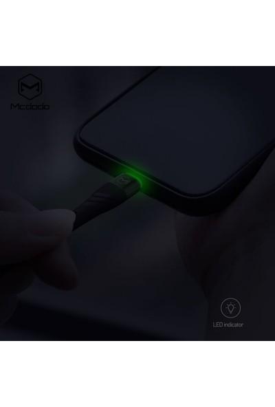 Mcdodo Lightning Şarj Kablosu Siyah 1.2 Metre CA-6350