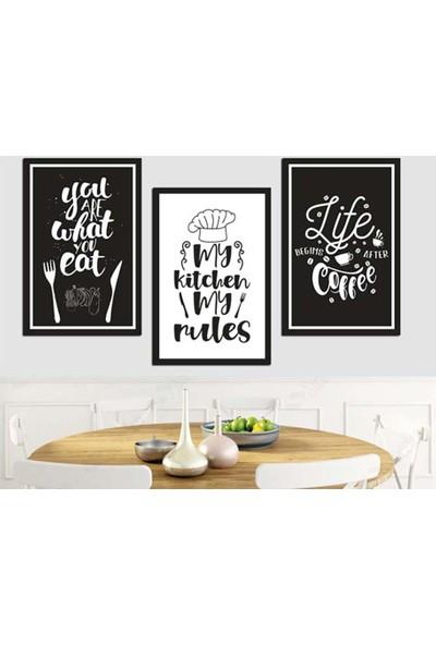 Elf Design Mutfak Tablo My Kitchen My Rules
