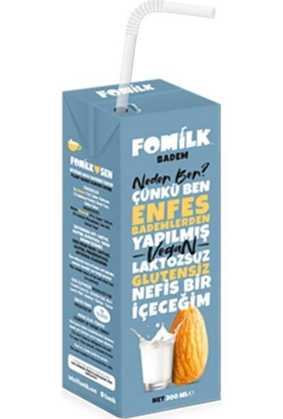 Fomilk Badem Sütü 200 ml