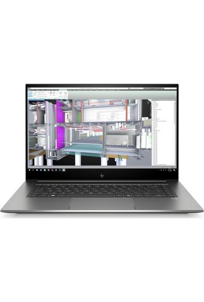 """HP ZBook Studio G7 Intel Core i9 10885H 32GB 1TB SSD RTX 3000 Max-Q Windows 10 Pro 15.6"""" FHD Taşınabilir Bilgisayar 1J3R2EA"""