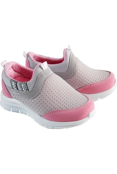 Callion Kız Çocuk Spor Ayakkabı 22-25 Numara Pembe