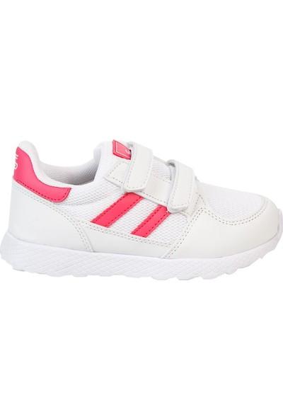 Sport Kız Çocuk Spor Ayakkabı 26-30 Numara Beyaz