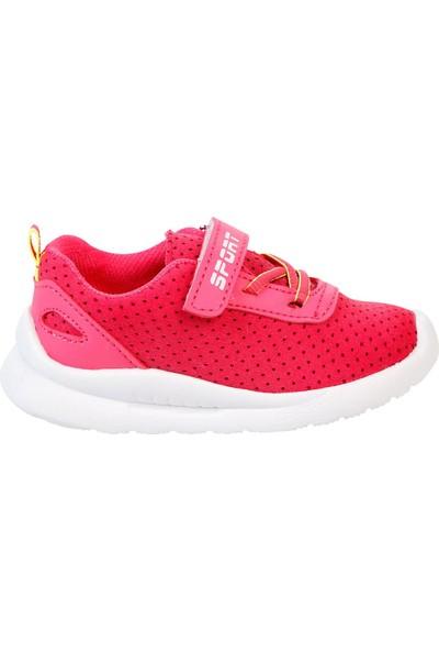 Sport Kız Çocuk Spor Ayakkabı 22-25 Numara Fuşya