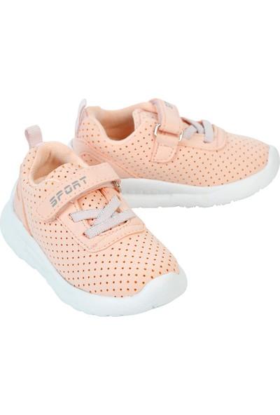 Sport Kız Çocuk Spor Ayakkabı 22-25 Numara Somon