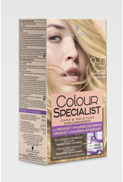 Colour Specıalıst Doğal Sarı 9-0
