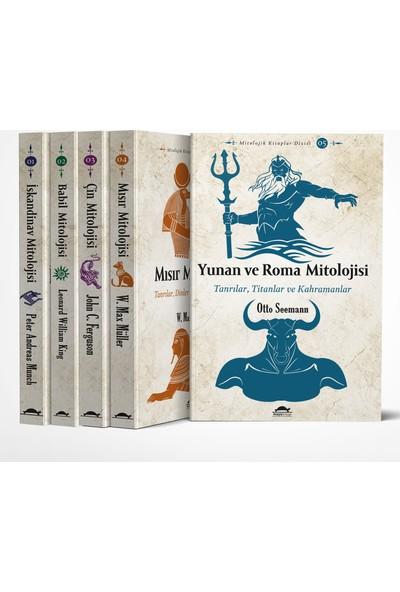 Maya Mitolojik Kitaplar Seti – 5 Kitap Takım