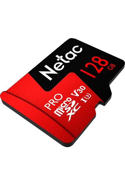 Netac 128GB Pro Micro SDXC Tf Hafıza Kartı Veri Depolama (Yurt Dışından)