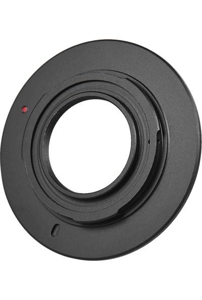 Buyfun C-M4 / 3 C-Mount Lens Adaptör Halkası (Yurt Dışından)