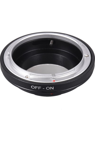 Buyfun Fd-Nx Lens Montaj Adaptörü Halkası İçin Canon Fd Montaj (Yurt Dışından)