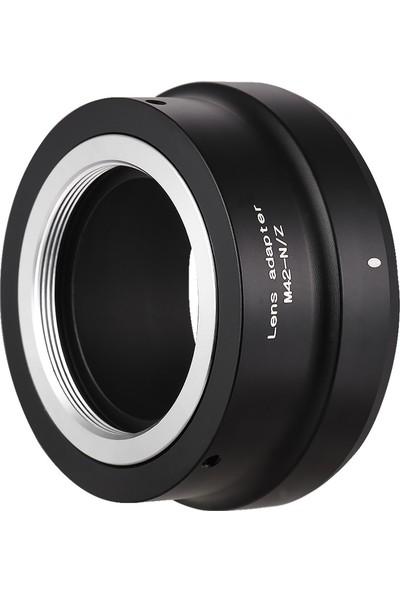 Buyfun Lens Montaj Adaptörü Halkası Alüminyum Alaşım Değiştirme (Yurt Dışından)