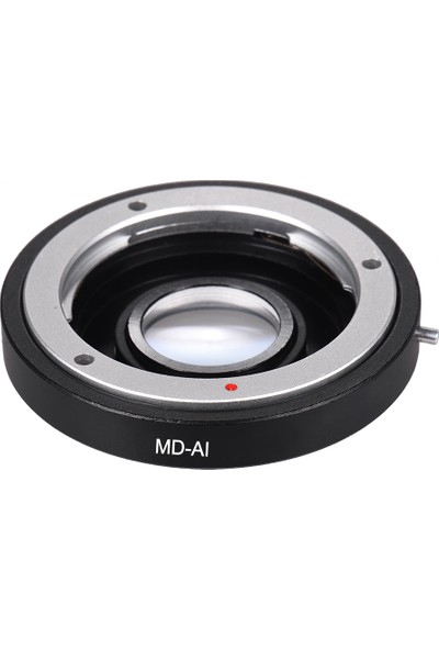 Buyfun Md-Ai Lens Montaj Adaptörü Halkası ile Düzeltici Lens (Yurt Dışından)