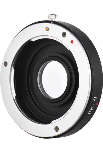 Buyfun Pk-Ai Lens Dağı Adaptör Halkası İçin Optik Cam ile (Yurt Dışından)