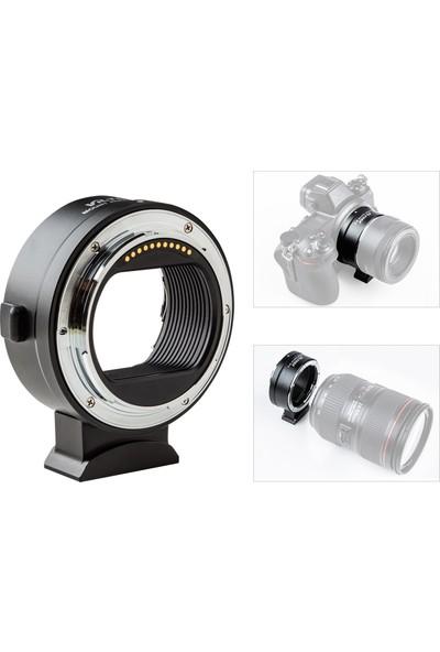 Viltrox Ef-Z Lens Montaj Adaptörü Yüzük Otomatik Odaklama (Yurt Dışından)