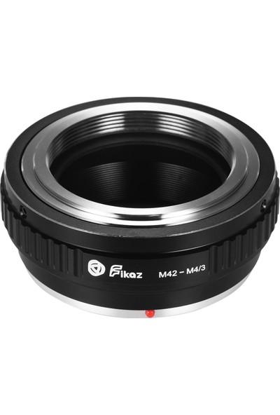 Fikaz M42-M4 / 3 Lens Montaj Adaptör Halkası Alüminyum (Yurt Dışından)