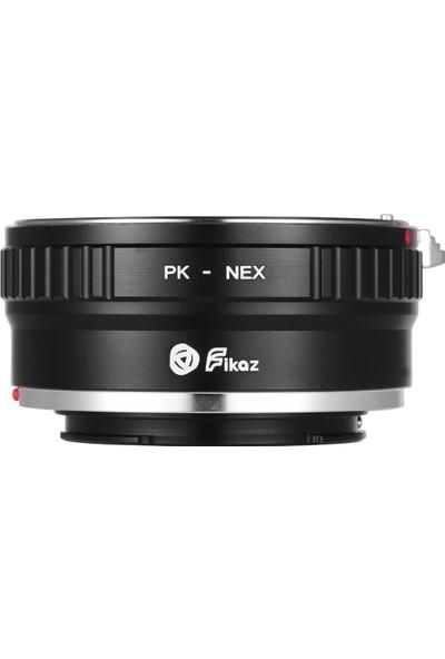 Fikaz Pk-Nex Lens Montaj Adaptör Halkası Alüminyum (Yurt Dışından)