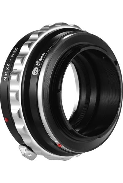 Fikaz Lens Montaj Adaptörü Halkası Alüminyum Alaşım (Yurt Dışından)
