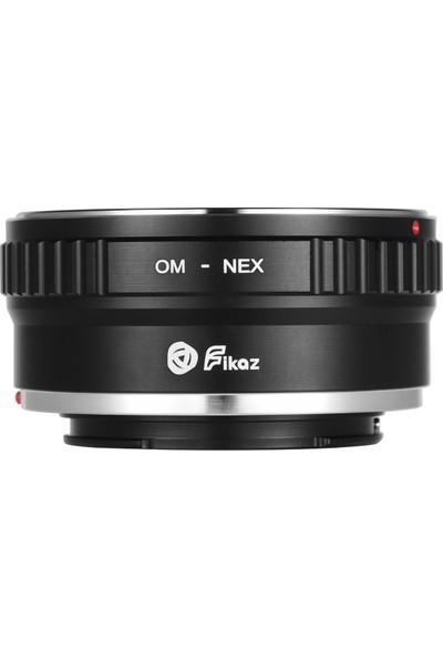 Fikaz Om-Nex Lens Montaj Adaptörü Yüzük Alüminyum Alaşım (Yurt Dışından)