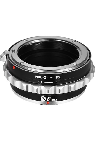 Fikaz Yüksek Hassas Lens Montaj Adaptörü Halkası Alüminyum (Yurt Dışından)