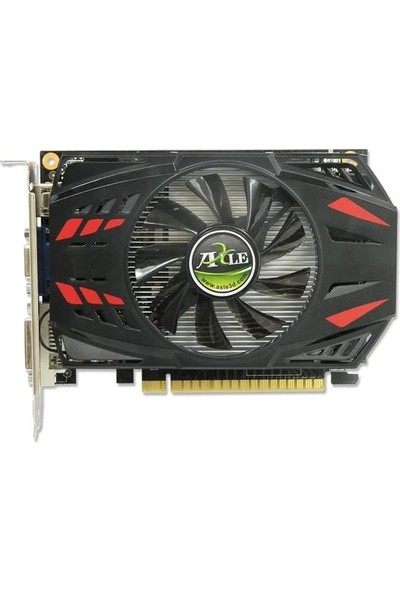 Axle Nvidia GeForce GTX 750Ti 4GB 128Bit DDR5 (DX11) PCI-E x16 Ekran Kartı (AX-GTX750Ti/4GD5P8CDI)