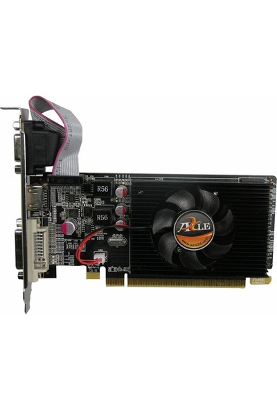 Axle 3D AMD HD5450 2GB 64Bit DDR3 (DX11) Ekran Kartı (AX-D54502GD3P4CDIL)