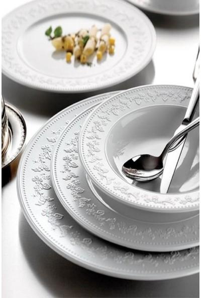 Kütahya Porselen Silvia 24 Parça Yemek Seti