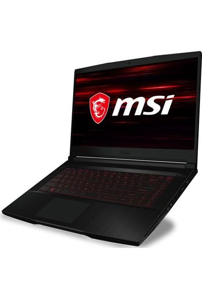 "MSI GF63 Thin 9SCSR-1053XTR Intel Core i5 9300H 8GB 256GB SSD GTX 1650Ti Freedos 15.6"" FHD Taşınabilir Bilgisayar"