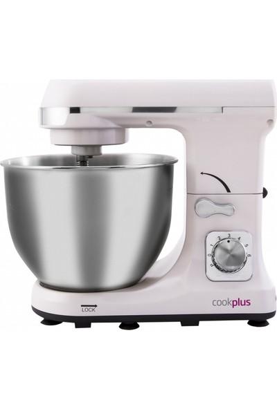 Cookplus Quick Chef 1001 Mutfak Robotu Cream