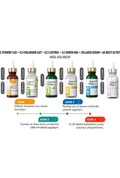 C Vitamini 6'lı Cilt Bakım Seti