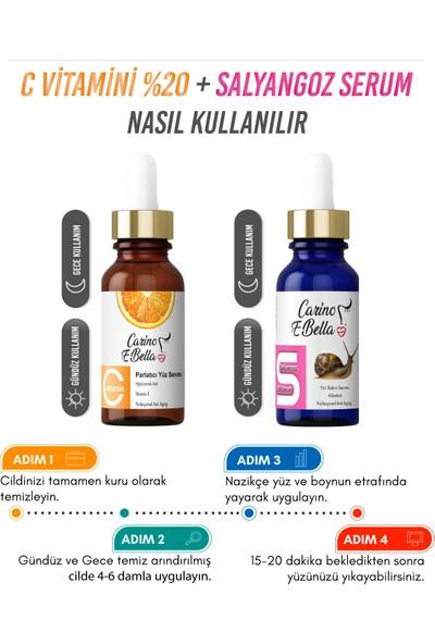 C Vitamini Serum - Salyangoz Serum 30 ml
