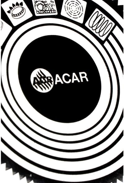 Acar Spring Qualita Emaye Çaydanlık - Beyaz