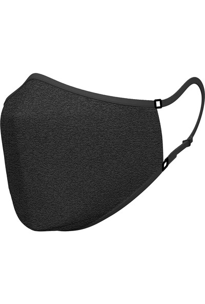 Medifash Aura Maske Siyah %90 Filtrasyonu