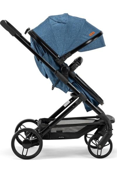 Baby2go 2032 Mummy Travel Sistem Bebek Arabası - Mavi