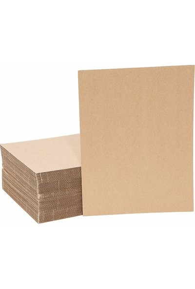 Boxplant - 50 x 70 cm Oluklu Mukavva Karton