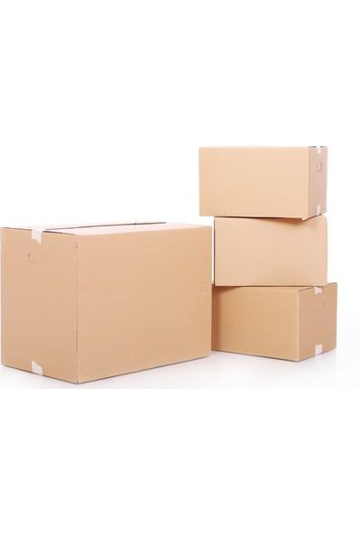 Boxplant E Ticaret Karton Koli Çift Oluklu 30 x 30 x 30 cm - 100 Adet