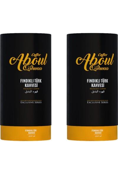 Aboul Qahwaa Exclusive Fındıklı Türk Kahvesi 2'li 500 gr