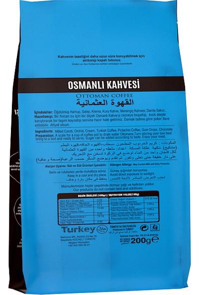 Aboul Qahwaa Blok Bottum 2'li Osmanlı Kahvesi 400 gr