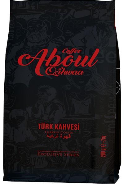 Aboul Qahwaa Blok Bottum 2'li Türk Kahvesi 200 gr x 2'li