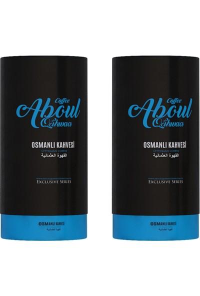 Aboul Qahwaa Exclusive Osmanlı Kahvesi 250 gr 2'li