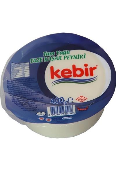 Kebir Taze Kaşar Peyniri 400 gr