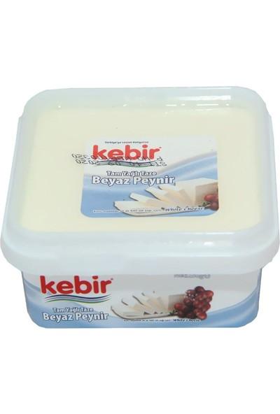Kebir Tam Yağlı Taze Beyaz Peynir 250 gr