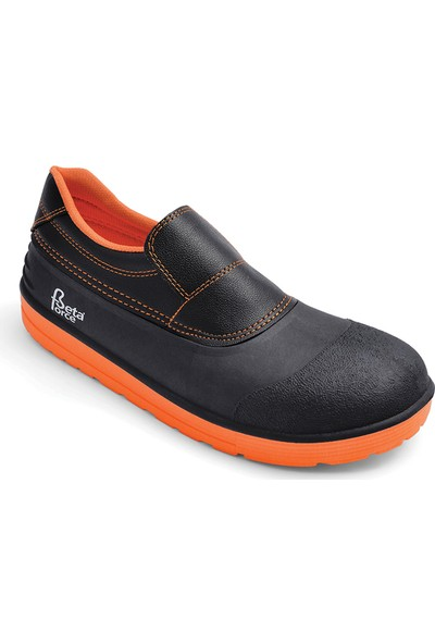 Beta Force Çelik Burun Iş Ayakkabısı BTF102 Turuncu Taban