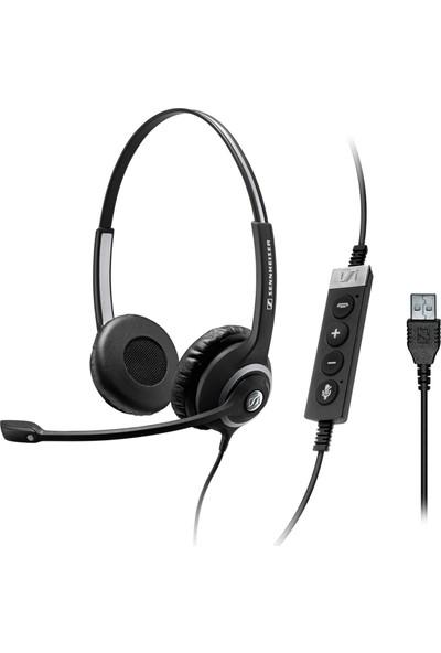Sennheiser SC 260 USB Ms Iı HD Kablolu Çağrı Merkezi Kulaklığı
