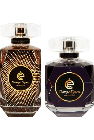 Champs Elysees Extrait De Parfum Set 100 ml (Man&women)