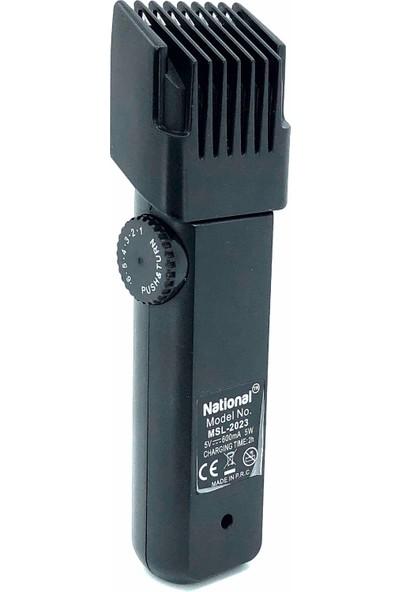 National Tr MSL-2023 Saç Sakal Tıraş Makinesi