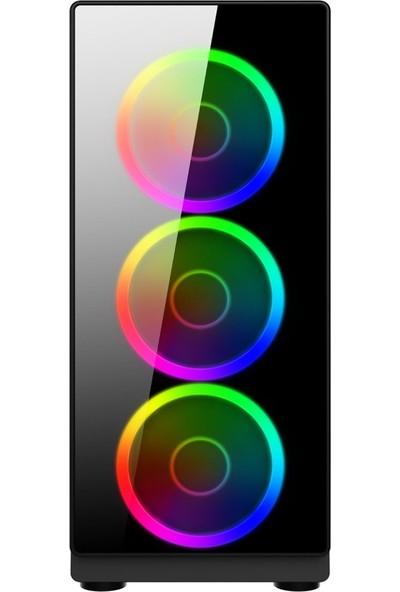 Turbox ATM9918593 Intel Core i5 3470 16GB 240GB SSD 1TB 4GB GTX1050Ti Freedos Oyun Bilgisayarı