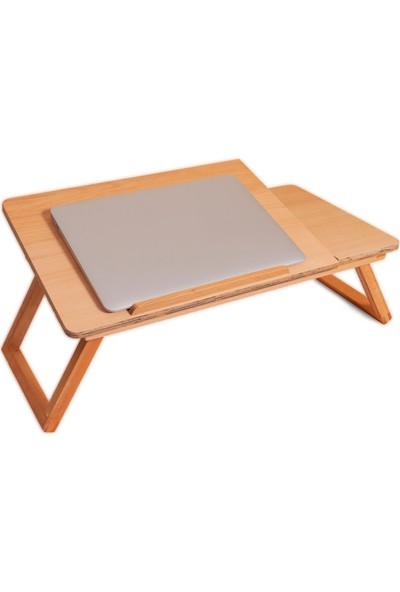 E-bulduk Ahşap Laptop Standı