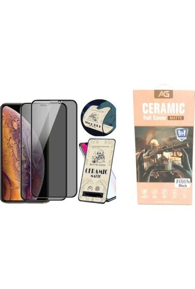 Ag iPhone 11 Pro Özel Seramik Ful Ekran Cam