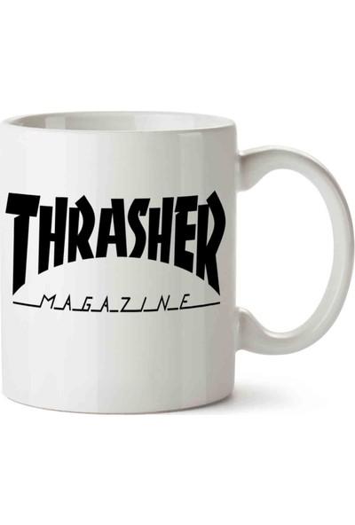 Art Hediye Thrasher Magazine Kupa Bardak